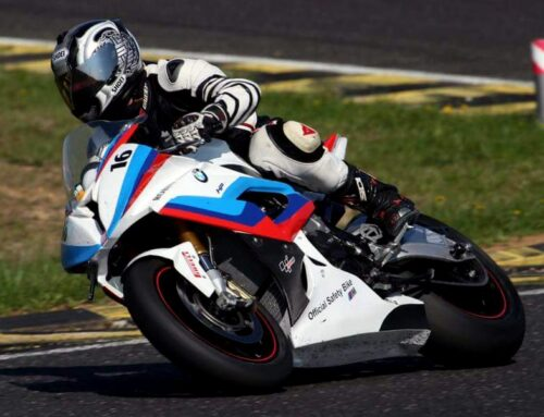 oklejenie motocykla BMW